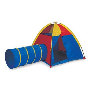 Pacific Play Tents Hide-Me Tent & Tunnel Combo