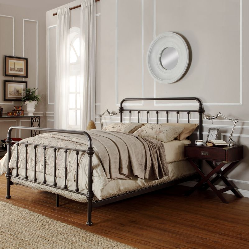 Image Result For Queen Metal Bed Frame No Box Spring