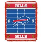 Buffalo Bills Baby Jacquard Throw