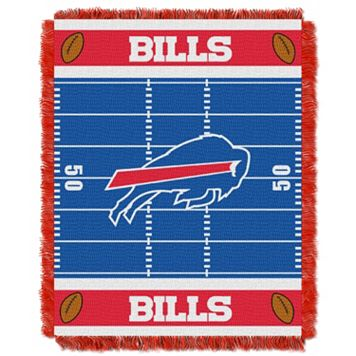 Buffalo Bills Baby Jacquard Throw
