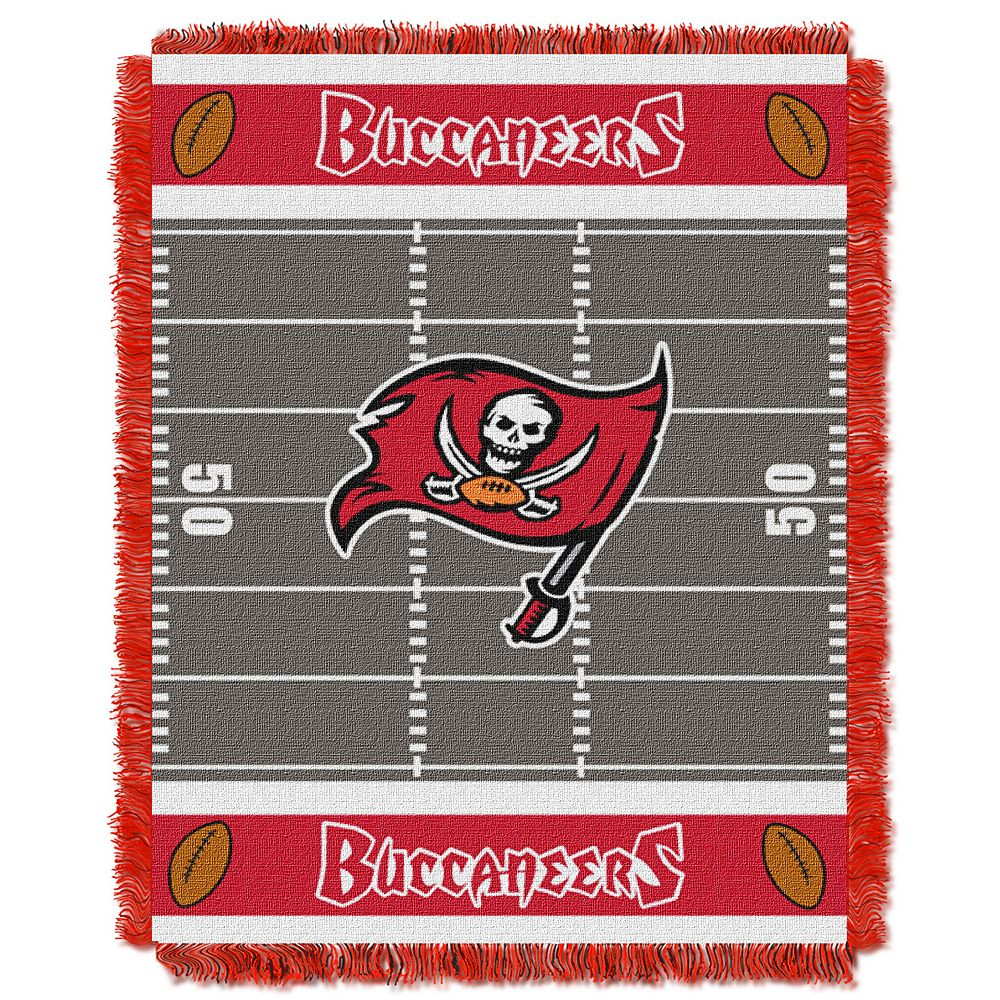 Tampa Bay Buccaneers Baby Jacquard Throw