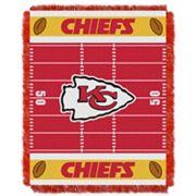 Kansas City Chiefs Baby Jacquard Throw