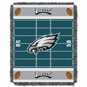 Philadelphia Eagles Baby Jacquard Throw