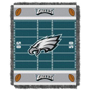 Philadelphia Eagles Baby Jacquard Throw