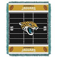Jacksonville Jaguars Baby Jacquard Throw