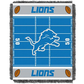 Detroit Lions Baby Jacquard Throw
