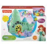Disney Princess Little People Ariel's Castle by Fisher-Price