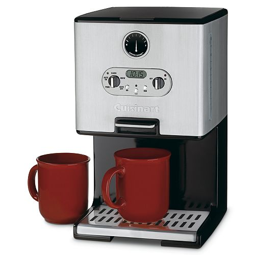 Kohl S One Cup Coffee Maker : Cuisinart Coffee on Demand 12-Cup Coffee Maker