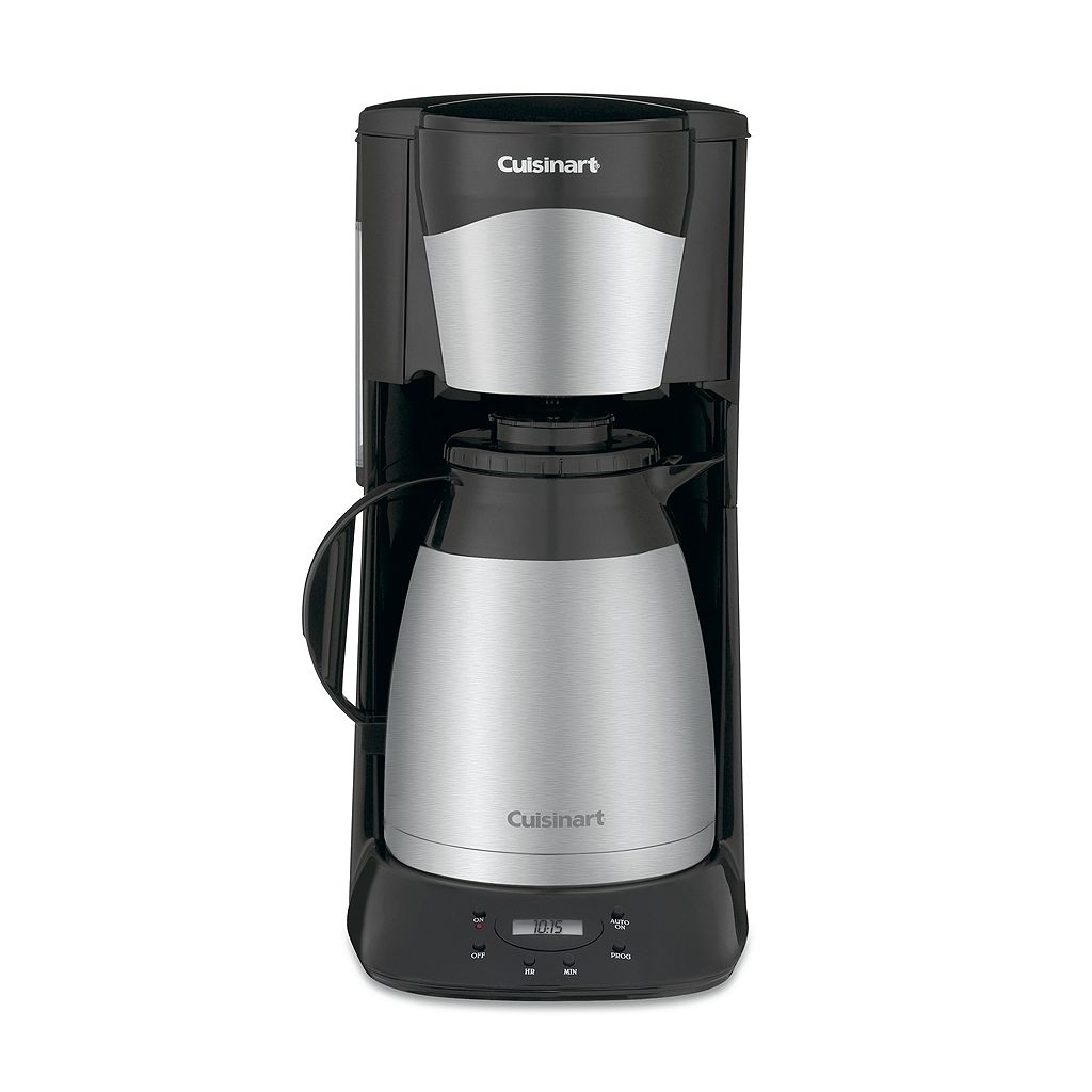 Cuisinart Programmable 12-Cup Thermal Coffee Maker