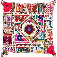 Decor 140 Cully Decorative Pillow - 22' x 22'