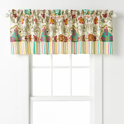 Esprit Spice Window Valance - 84'' x 21''