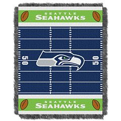 Seattle Seahawks Baby Jacquard Throw