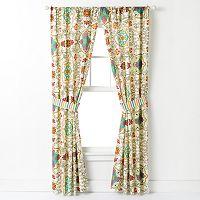 Esprit Spice Window Curtain Set - 42