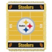 Pittsburgh Steelers Baby Jacquard Throw