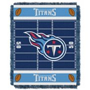 Tennessee Titans Baby Jacquard Throw