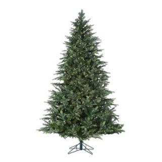 Sterling 7 ft. Pre-Lit Warm White LED Fairmont Pine Artificial Christmas Tree - Indoor