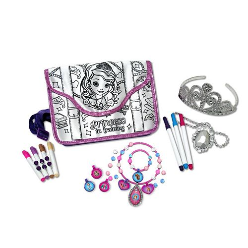 Disney Sofia the First Activity Gift Set