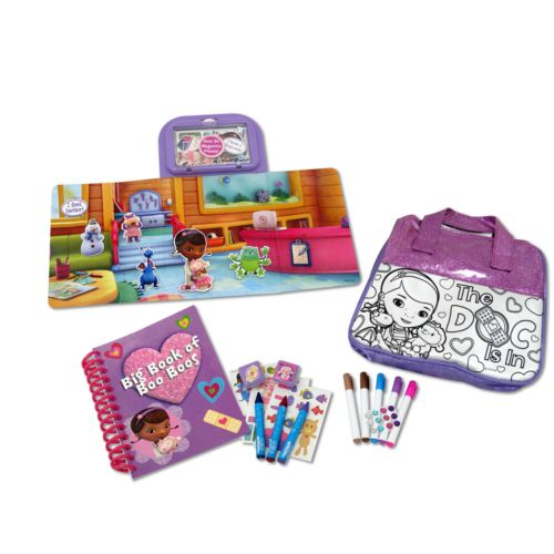 Disney Doc McStuffins Activity Gift Set