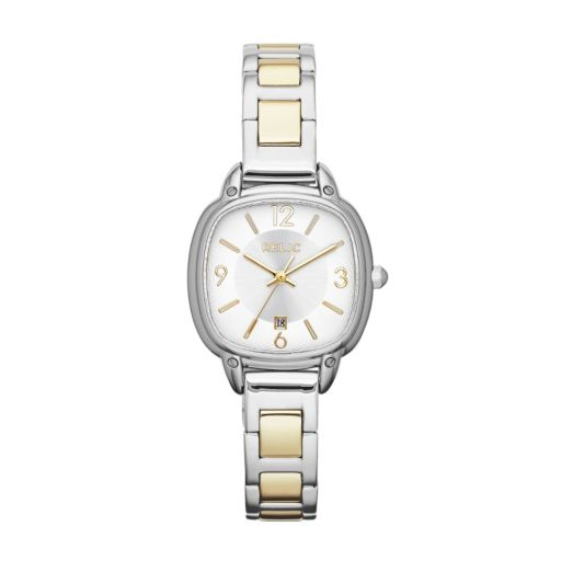 Relic Women's Corinne Two Tone Stainless Steel Watch