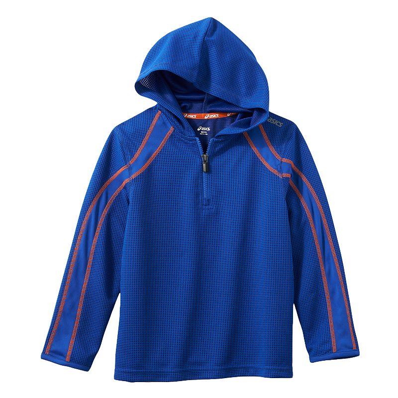 ASICS Grid-Layer Jacket - Boys (Blue)