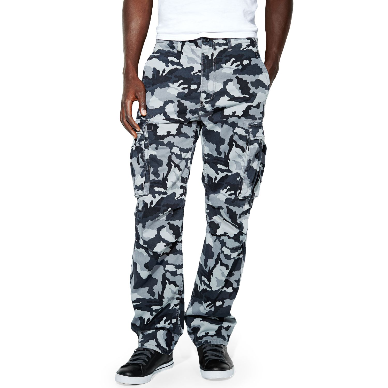 Camo Cargo Pants For Men Levi 39 s Ace i Camo Cargo Pants