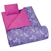 Wildkin Paisley Ponies Sleeping Bag - Kids