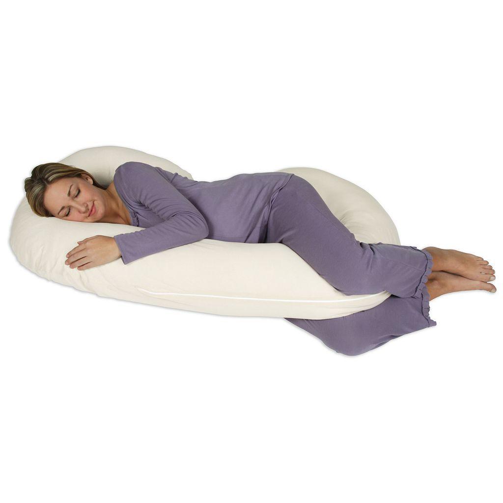 Leachco Snoogle Chic Jersey Body Pillow