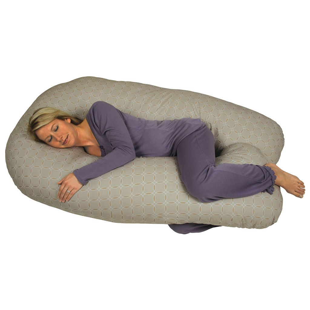 Leachco Back N' Belly Chic Body Pillow