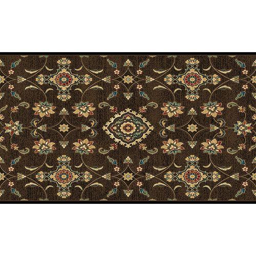 Natco Perry Renaissance Floral Rug - 5' x 7'6