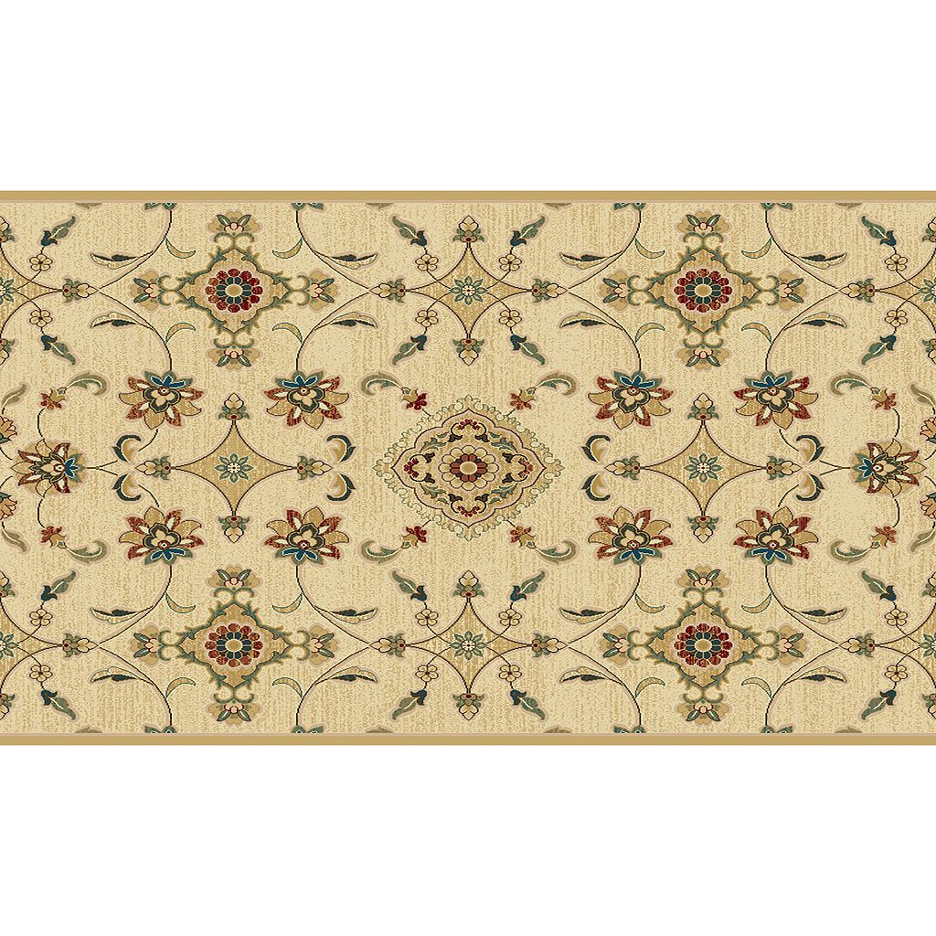 Natco Perry Renaissance Floral Rug - 5' x 7'6