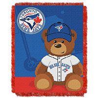 Toronto Blue Jays Baby Jacquard Throw