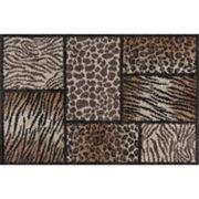Natco Tulsa Congo Animal Print Rug - 5' x 7'3''
