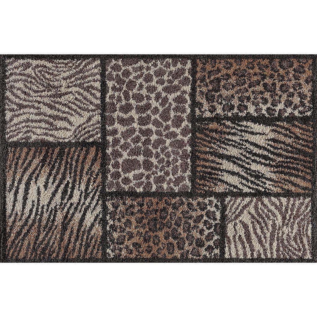 Natco Tulsa Congo Animal Print Rug - 7'10'' x 9'10''