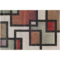 Natco Tulsa Sunridge Block Rug - 7'10'' x 9'10''