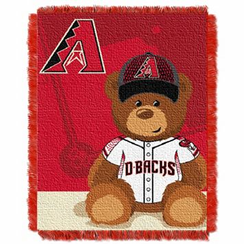 Arizona Diamondbacks Baby Jacquard Throw