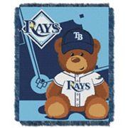 Tampa Bay Rays Baby Jacquard Throw