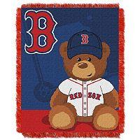 Boston Red Sox Baby Jacquard Throw