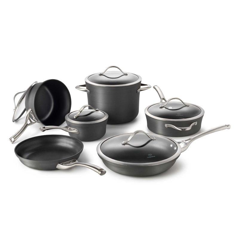 Nonstick Calphalon Cookware Set | Kohl's