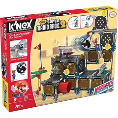 Nintendo Super Mario Chain Chomp Building Set by K'NEX