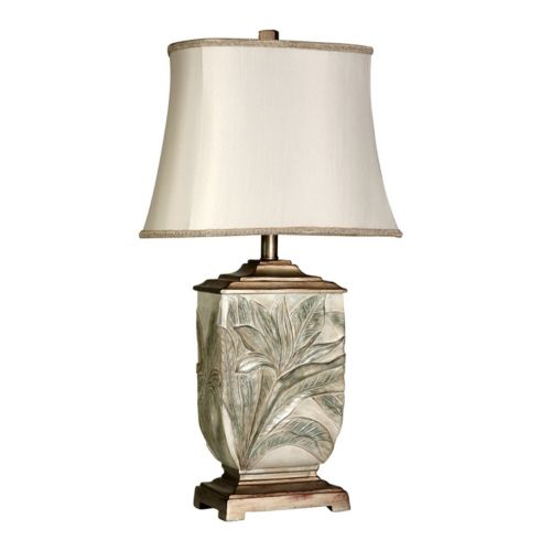 Decorative Floral Table Lamp