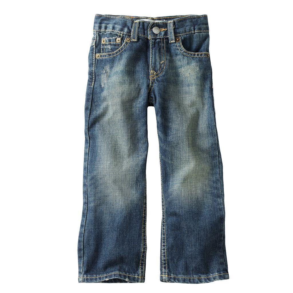 Toddler Levi's Slim Straight-Leg Jeans