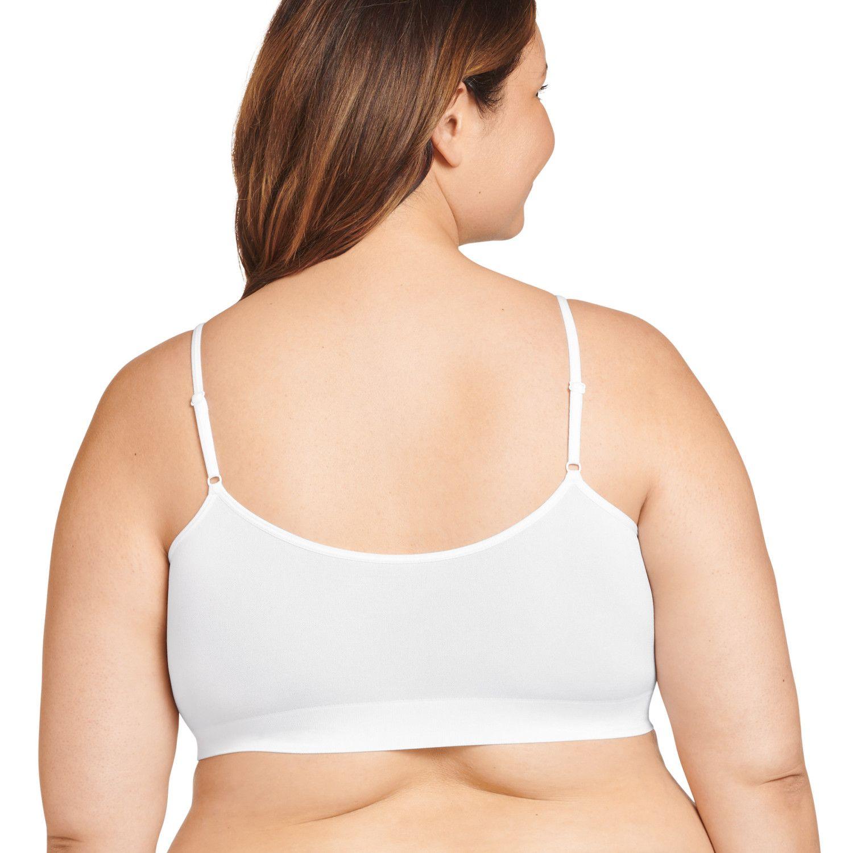 36090f0221 Womens Jockey Bralettes Bras - Underwear