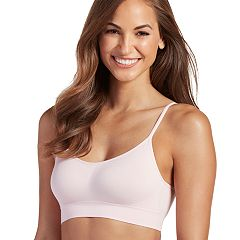 Jockey Bra: Modern Microfiber Seamfree Crop Top 2404