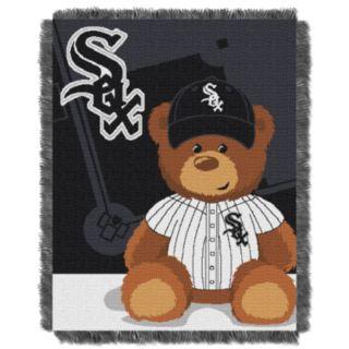 Chicago White Sox Baby Jacquard Throw