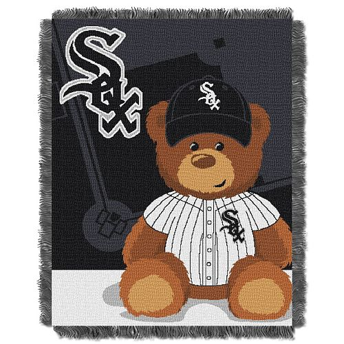 Chicago White Sox Baby Jacquard Throw