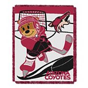 Phoenix Coyotes Baby Jacquard Throw