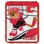 Calgary Flames Baby Jacquard Throw