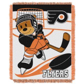 Philadelphia Flyers Baby Jacquard Throw