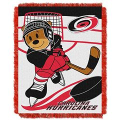 Carolina Hurricanes Baby Jacquard Throw