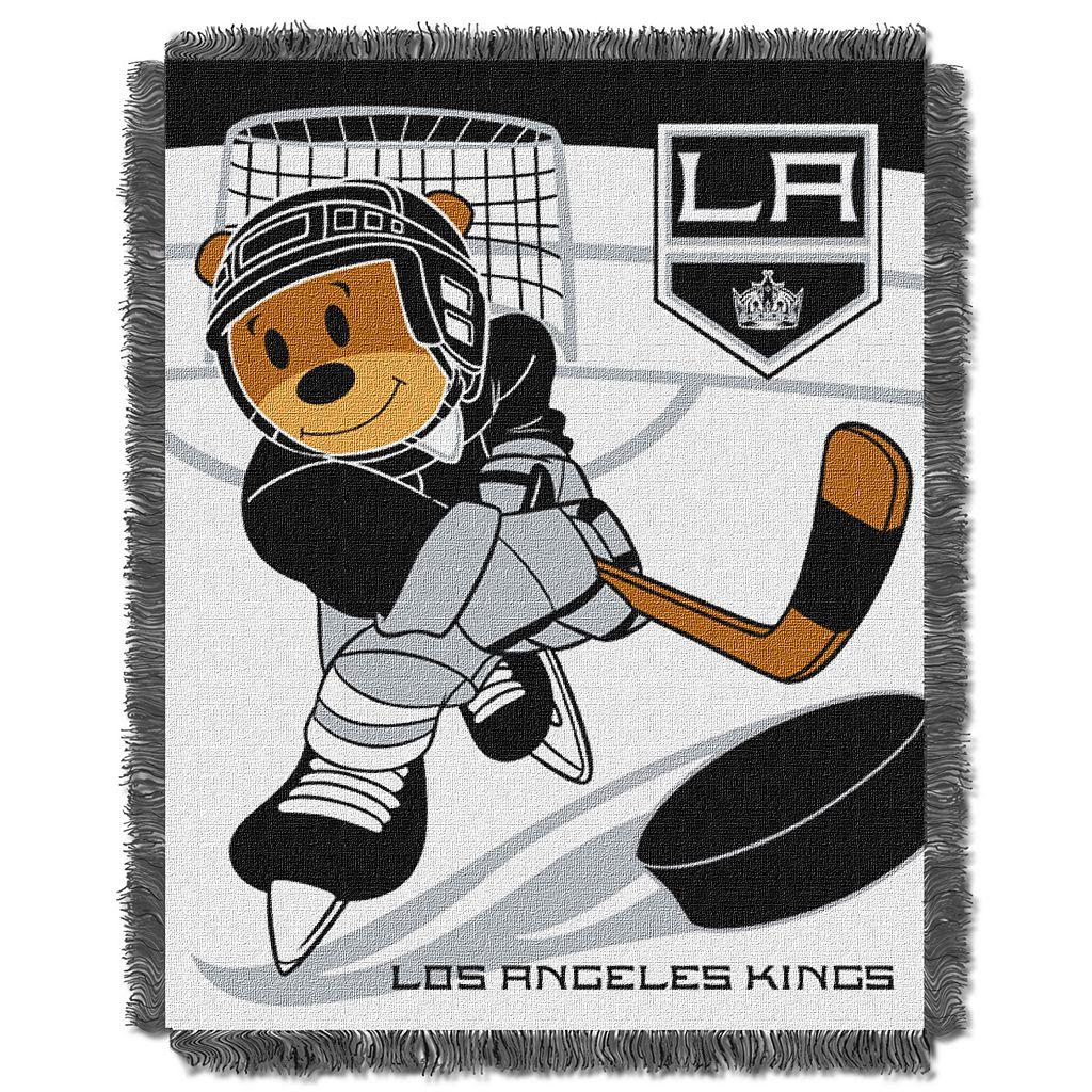 Los Angeles Kings Baby Jacquard Throw